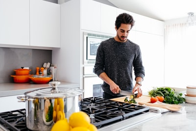 A modern kitchen design guide from the BBC Sport editors